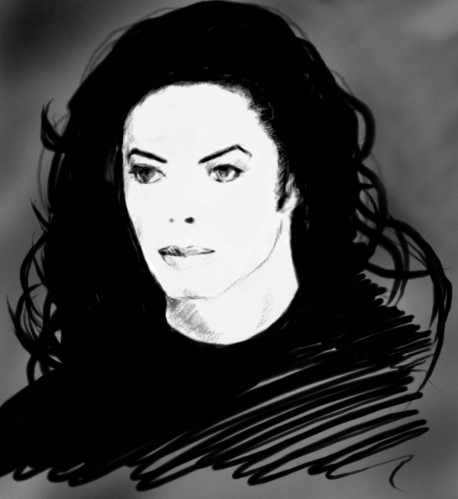 Michael Jackson by Duchell